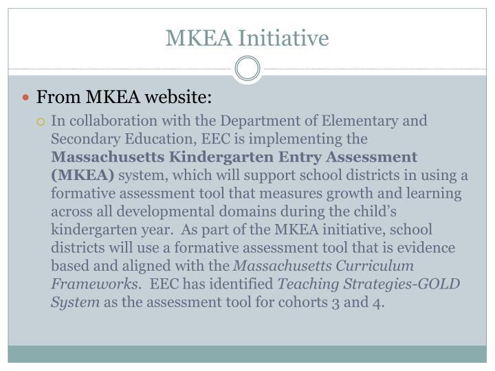 MKEA Initiative