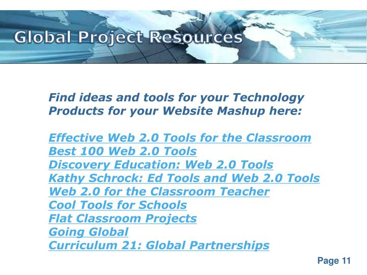 Global Project