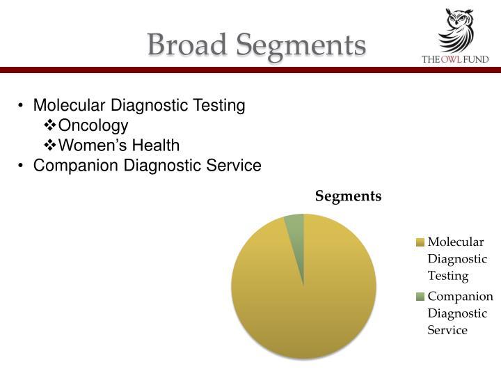 Broad Segments