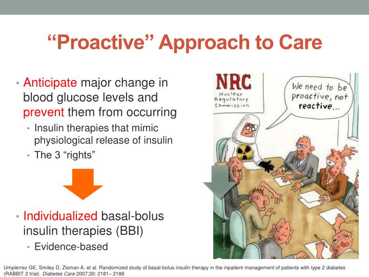 """""""Proactive"""" Approach to Care"""