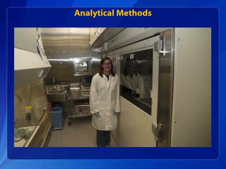 Analytical Methods