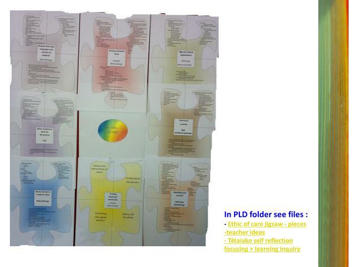 In PLD folder see files :