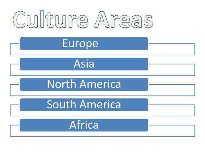 Culture Areas