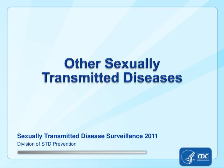 Other sexually transmitted diseases
