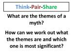 think pair share1