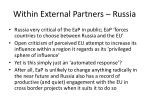 within external partners russia