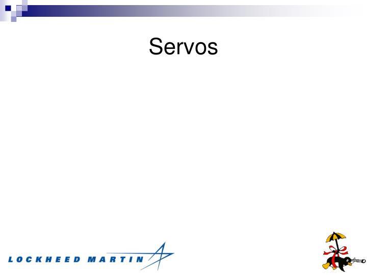 Servos