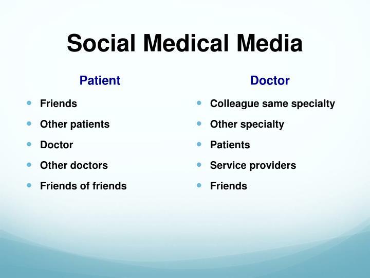 Social Medical Media