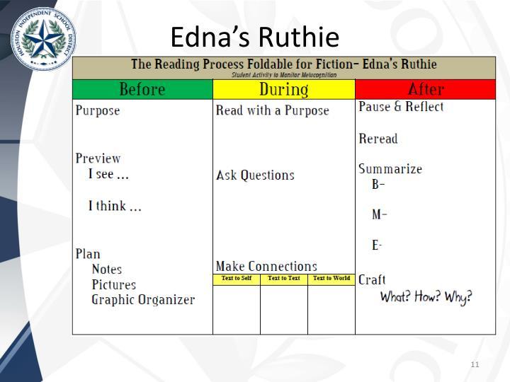 Edna's Ruthie