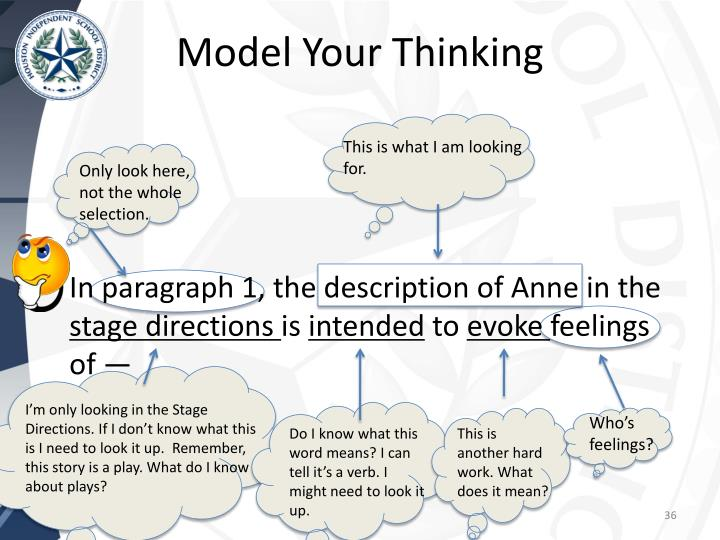 Model Your Thinking