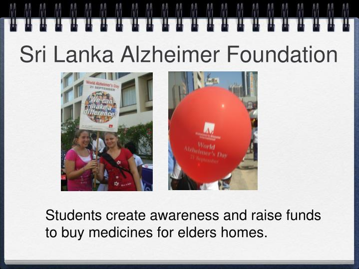 Sri Lanka Alzheimer Foundation