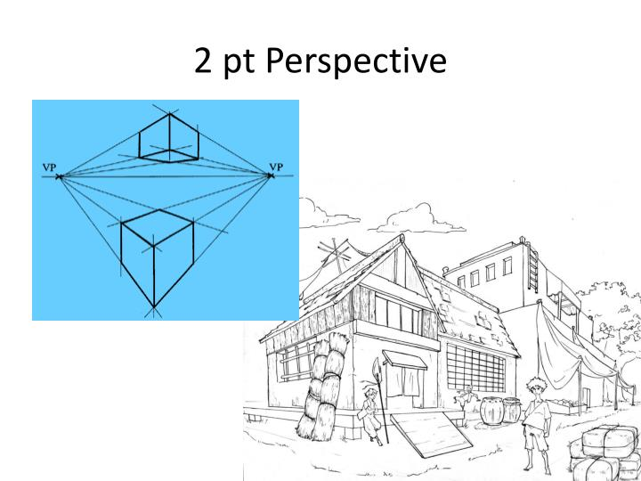 2 pt Perspective