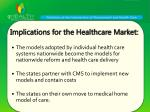 implications for the healthcare market