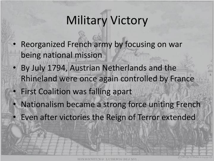 Military Victory