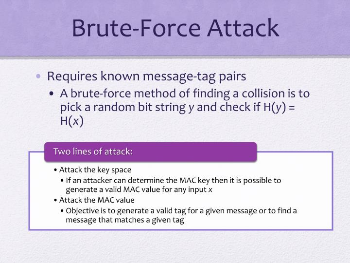 Brute-Force Attack