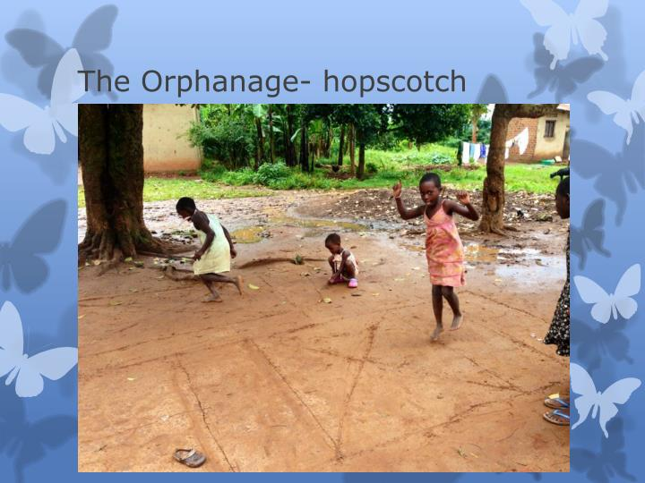 The Orphanage- hopscotch