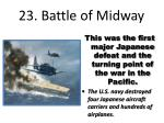 23 battle of midway