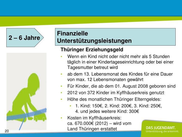 Thüringer Erziehungsgeld