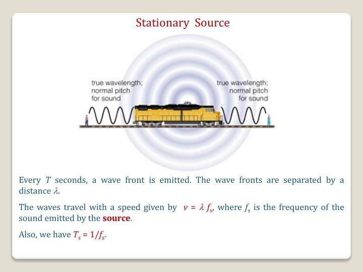 Stationary  Source