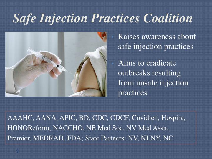 Safe Injection Practices Coalition