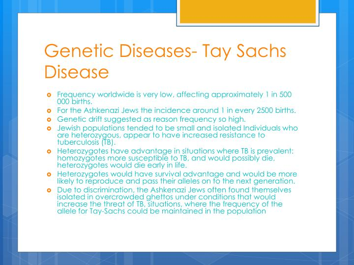 Genetic Diseases-