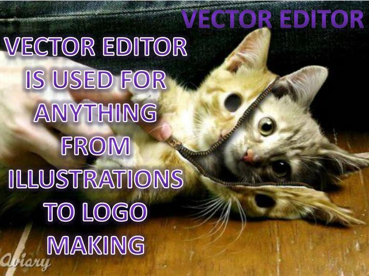 Vector Editor