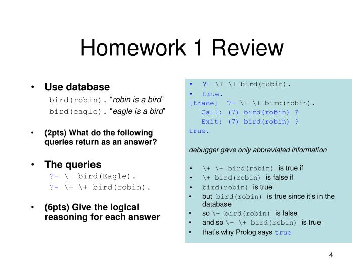 Use database