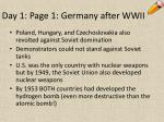 day 1 page 1 germany after wwii5