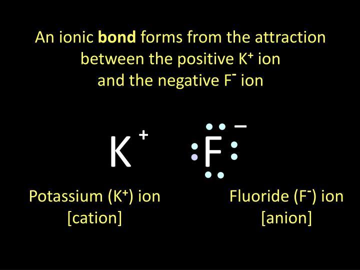 An ionic