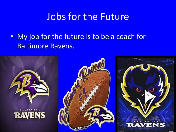 Jobs for the Future