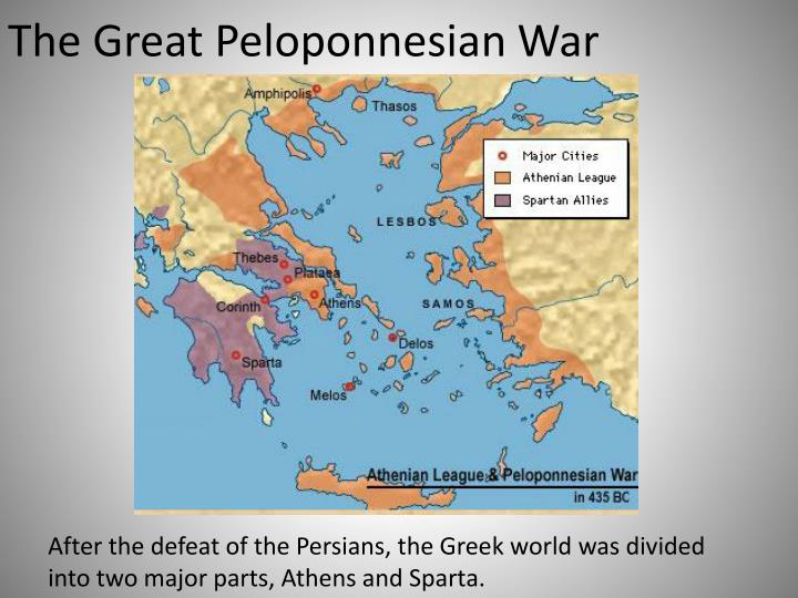 The Great Peloponnesian War