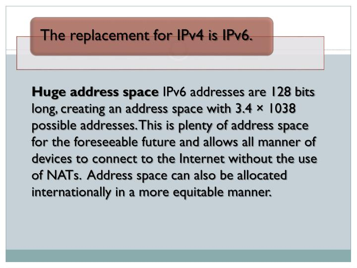 Huge address space