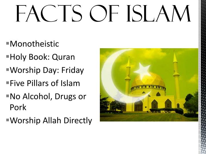 Facts of Islam