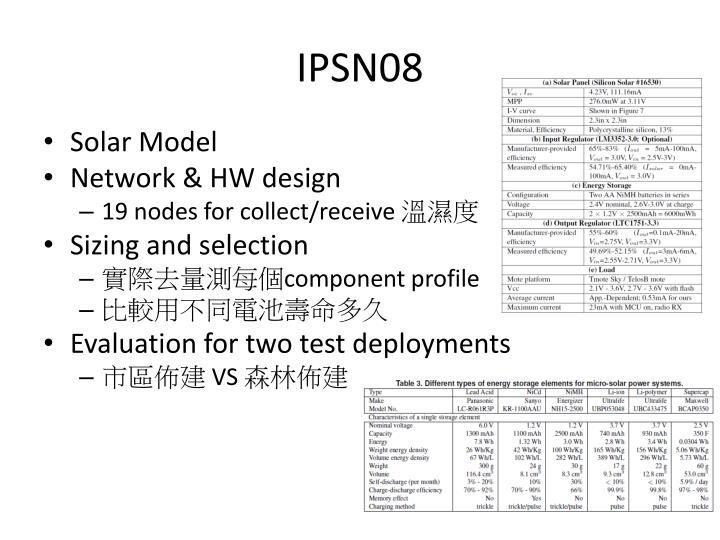 IPSN08