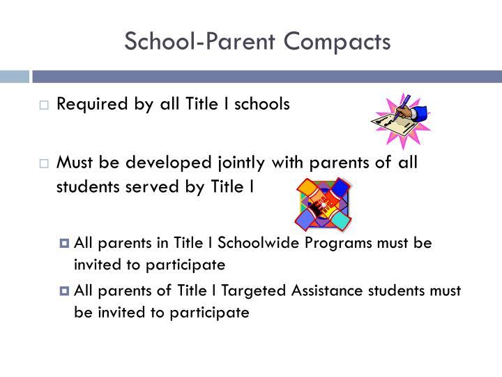 School-Parent Compacts