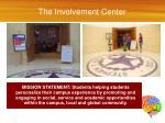 the involvement center