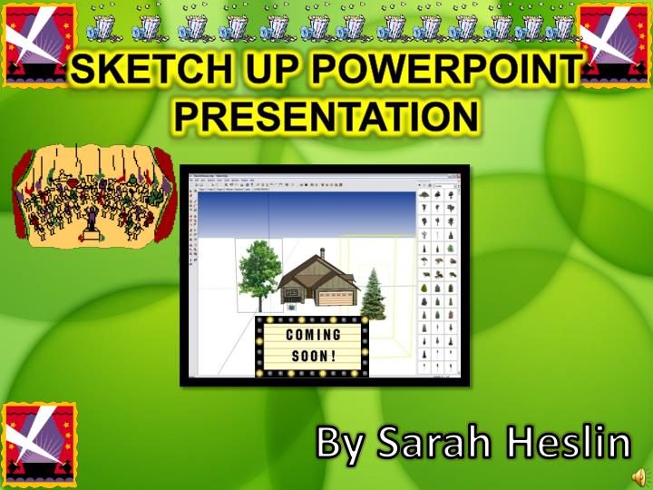 Sketch up PowerPoint