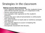 strategies in the classroom3