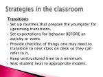 strategies in the classroom4