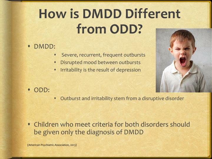 Disruptive Mood Dysregulation Disorder Treatment PPT - Disruptiv...