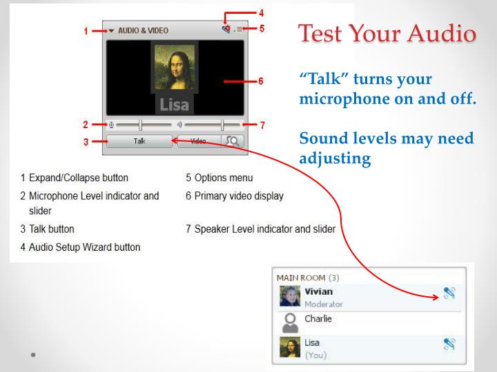 Test Your Audio