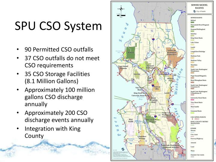SPU CSO System