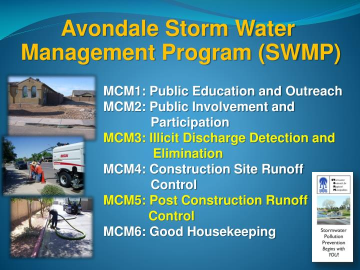 Avondale Storm Water