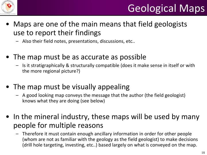 Geological Maps