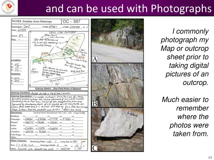 and can be used with Photographs