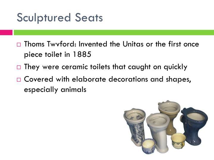 Sculptured Seats