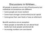 discussions in kirklees