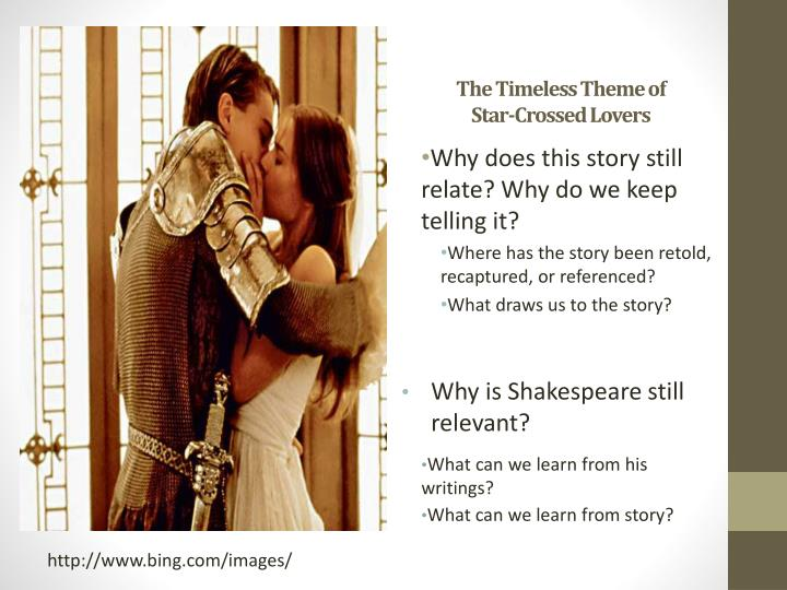 Why is Shakespeare