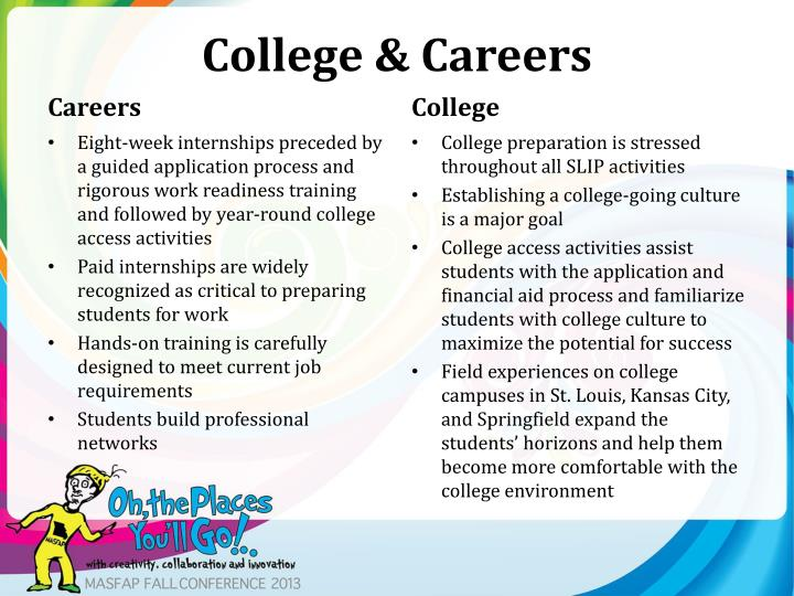 College & Careers