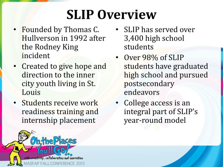 SLIP Overview